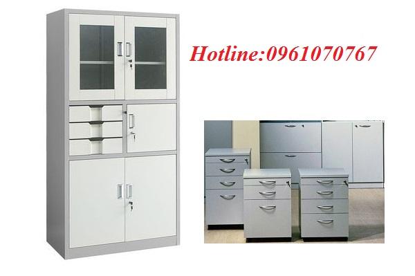 Tủ sắt văn phòng giá rẻ tại hà nội